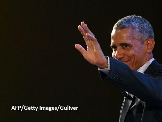 Barack Obama face bani pe Wall Street, la mai puţin de un an după ce a plecat de la Casa Albă