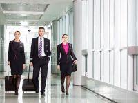 Wizz Air face angajări la Sibiu și București. Ce condiții trebuie să îndeplinească cei care vor să fie însoțitori de zbor