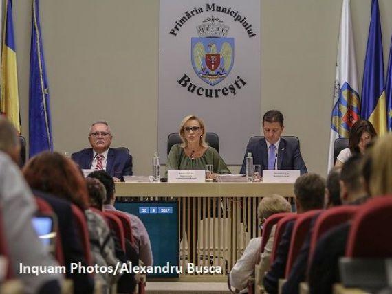 Bătaie pe joburile scoase la concurs de Gabriela Firea. Zece candidați concurează pentru un loc de muncă în Holdingul Municipal înființat de Primăria Capitalei
