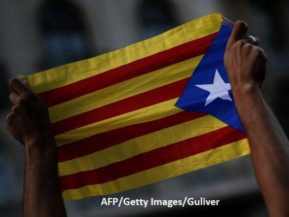 Liderul separatist Carles Puigdemont pledează pentru un nou referendum pentru ruperea Cataloniei de Spania