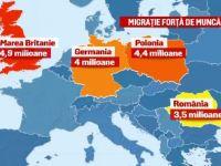 Țară bogată, angajăm popor. Românii sunt tot mai puțini și tot mai slab pregătiți, iar criza de forță de muncă pune în pericol creșterea economică