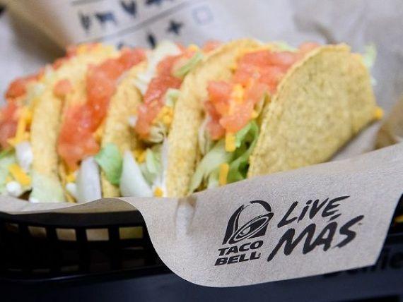 Lanțul de fast-food Taco Bell deschide primul restaurant în afara Bucureștiului. Ce oraș a ales
