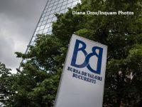 Bursa de la București a pierdut 7,7% din capitalizare într-o săptămână, pe fondul temerilor privind o pandemie cu coronavirus