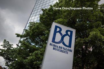 Bursa de la Bucureşti scade cu aproape 10%, în ton cu piețele internaționale