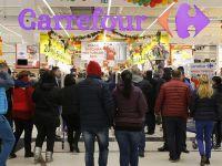 Controale la Carrefour. Protecția Consumatorilor propune închiderea temporară a două magazine. Reacția retailerului