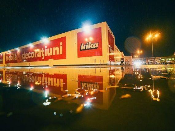 Lovitură pentru IKEA în România. Al treilea cel mai mare retailer de mobilă din lume preia magazinele kika din București