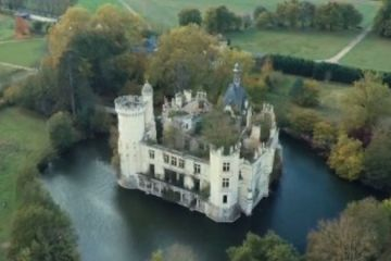 Aproape 25.000 de persoane din 115 țări au devenit co-proprietarii unui castel din Franța, aflat în ruină