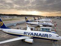 Ryanair se prăbușește. Acțiunile companiei, la cel mai scăzut nivel din 2016, din cauza noilor greve anunțate de piloți