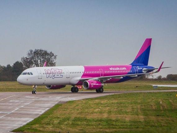 Wizz Air aduce încă un Airbus A320 la Cluj și suplimentează zborurile din Transilvania. Două noi rute, pe harta operatorului low-cost