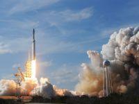 SpaceX, compania spațială a lui Elon Musk, a mai stabilit un record mondial la numprul de sateliți plasați pe orbită de o singură rachetă