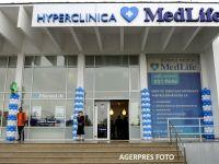 Afacerile MedLife, cel mai mare furnizor privat de servicii medicale, au crescut cu 34% în T1