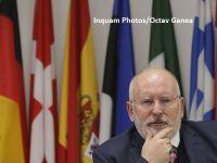 Timmermans: Ați făcut foarte multe progrese pentru consolidarea Justiției. Continuați să alergați, dar nu în direcția opusă! România este pregătită pentru Schengen