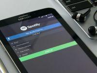 Serviciul de streaming muzical Spotify, disponibil şi în România, din 12 martie