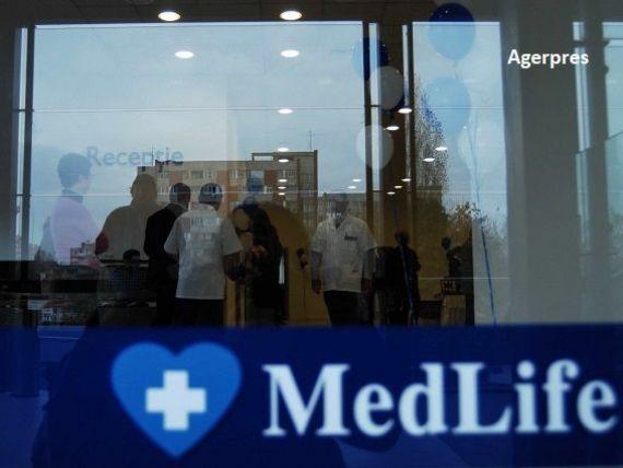 MedLife continuă achiziţiile în țară și în afară. Rețeaua privată de servicii medicale a obținut un credit sindicalizat de 90 mil. euro
