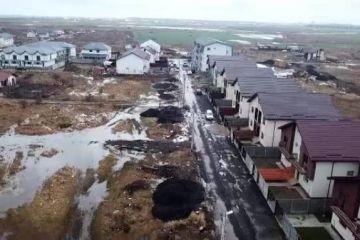 Inspectorul Pro: Mirajul cartierelor rezidențiale din afara orașelor aglomerate, fără canalizare, asfalt şi trotuare. Zona în care primarul spune că nu ar da nici 1 leu pe o casă