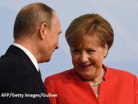 """Declarația neașteptată a Angelei Merkel, care contrariază Moscova: """"Gazoductul ruso-german Nord Stream 2 nu este posibil fără implicarea Ucrainei"""""""