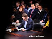 Facebook a acceptat să plătească o amendă de peste jumătate mil. euro, în scandalul Cambridge Analytica