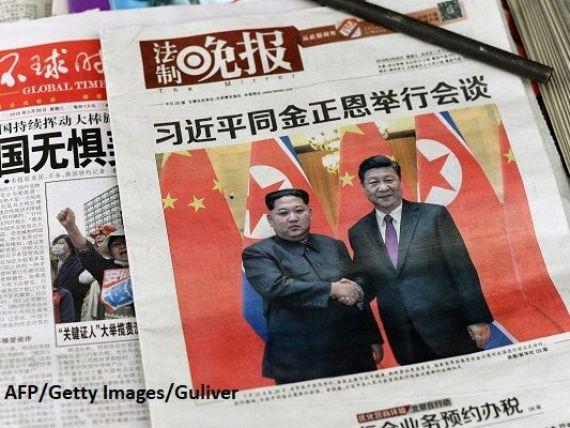 Vântul schimbării  bate la Phenian. Coreea de Nord, cea mai pură formă de totalitarism, își reconstruiește economia după model chinez