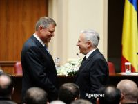 """Ce au discutat Iohannis și Isărescu la Cotroceni: """"Este esenţială independenţa BNR în privința deciziilor de politică monetară"""""""