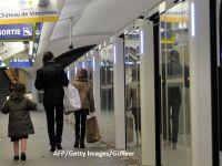Metrorex va instala panouri de protecție în stațiile aglomerate, pentru a limita accidentele