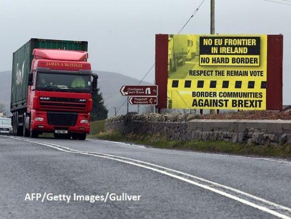 Efecte neprevăzute. Brexitul alimentează discuțiile despre o eventuală reunificare a Irlandei de Nord cu Rep. Irlanda