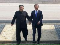 Cele două Corei vor să-și interconecteze rețelele feroviare