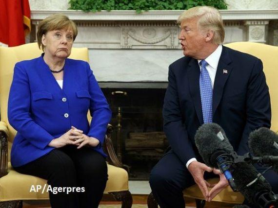 Bloomberg: UE se pregăteşte pentru un război comercial transatlantic. Trump pune condiții pentru a scuti Europa de tarifele impuse la importuri, Berlinul ripostează