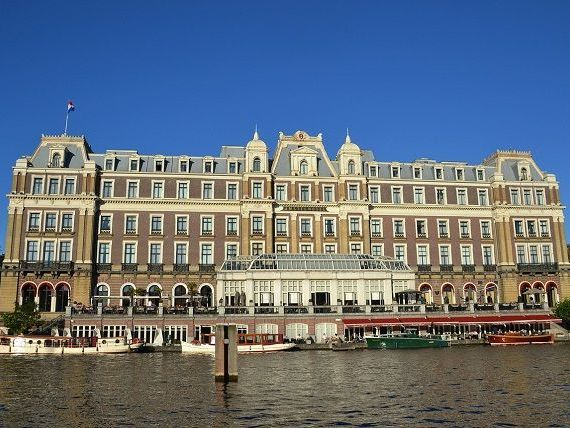 Fondul suveran din Qatar vrea să vândă trei hoteluri de lux din Europa, operate de InterContinental
