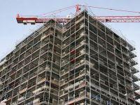 Costrucțiile din România au înregistrat cea mai mare creștere din UE, în februarie