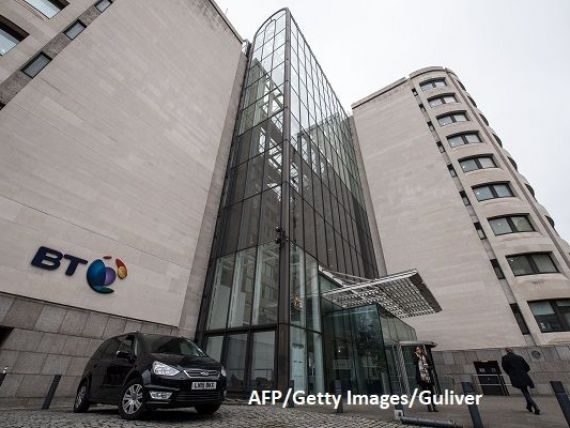 Gigantul britanic BT renunță la 13.000 de angajați și părăsește sediul din Londra