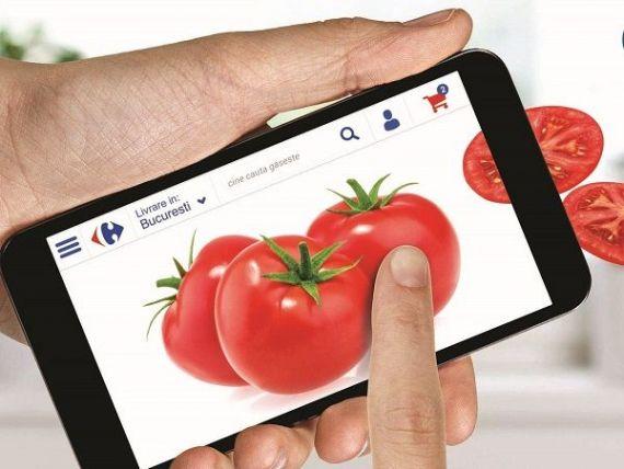 Carrefour a lansat primul sistem de tip Marketplace dezvoltat de un retailer din România
