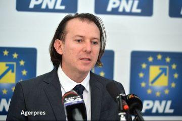 Cîțu: Gaura în buget la 9 luni, lăsată de Guvernul PSD, este de 21 mld. lei