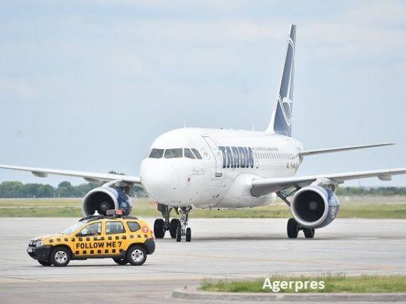 Tarom vrea să creeze punți aeriene între Est și Vest și lansează curse către Cairo și Orientul Mijlociu, în vară. Câte aeronave intră în flota companiei de stat în 2019