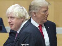 """Ministrul de externe britanic avertizează asupra unui """"colaps"""" al discuțiilor pentru Brexit și susține că Donald Trump ar conduce mai bine negocierile: """"Există o metodă în nebunia lui"""""""