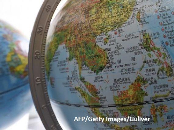 SUA intervin într-o altă zonă fierbinte a Globului: Marea Chinei de Sud, revendicată de șase țări. Taiwanul se pregătește de o posibilă  invazie  a Chinei