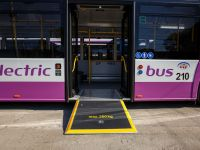 Primăria Capitalei vrea să cumpere 42 de autobuze electrice pe bani europeni