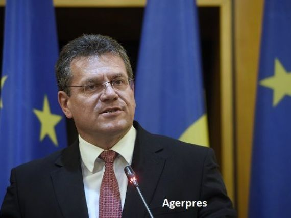 Vicepreședinte CE: România este prima ţară europeană care a exportat gaze. Acum, sunteți responsabili pentru securitatea energetică a întregii Europe