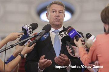 Klaus Iohannis va contesta la CCR noul Cod Penal:  Ce face PSD se numește dictatura majorității și e profund dăunătoare democrației