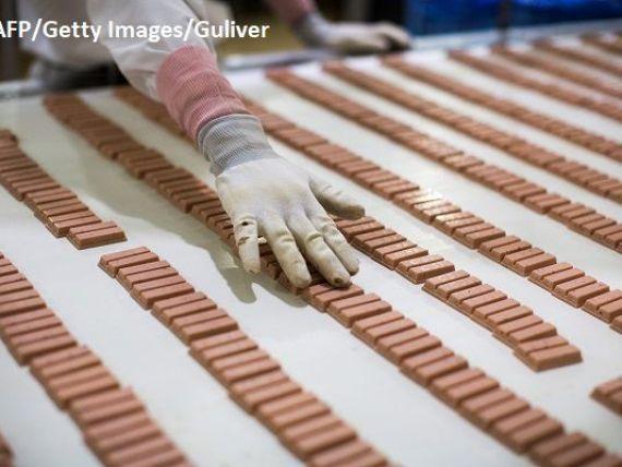 Lovitură pentru Nestle în Europa. Ce se întâmplă cu celebra napolitană cu ciocolată Kit Kat