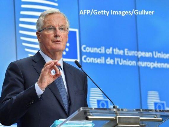 Prima dispută după Brexit. UK vrea să beneficieze de politica de echivalenţă în domeniul serviciilor financiare. Barnier:  Londra să nu-şi facă iluzii