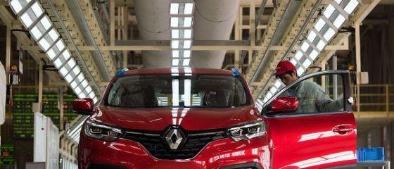 Alianţa Renault-Nissan-Mitsubishi a pierdut titlul de cel mai mare producător auto mondial în funcţie de vânzări