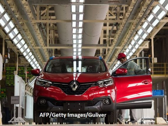 Proprietarul Dacia lansează un nou crossover, Arkana, din aceeași categorie cu Kadjar