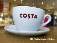 Coca-Cola își diversifică business-ul prin preluarea lanțului de cafenele Costa Coffee, al doilea cel mai mare din lume