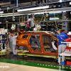 Proprietarul Dacia a închis toate fabricile din lume, cu excepţia celor din China şi Coreea de Sud. În România a trimis 13.500 de angajaţi în şomaj tehnic