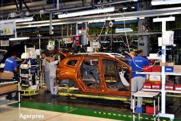 Ministrul Economiei anunță că Dacia pregătește un scenariu de reluare a producției în a doua parte a lunii aprilie