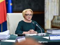 """Dăncilă vrea să declare sectorul construcțiilor """"prioritar şi de importanţă naţională"""" și propune un salariu minim de 3.000 lei"""