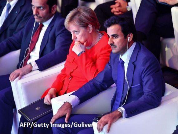Cea mai bogată țară din lume  cumpără  Germania. Ce vor sa facă arabii în Europa