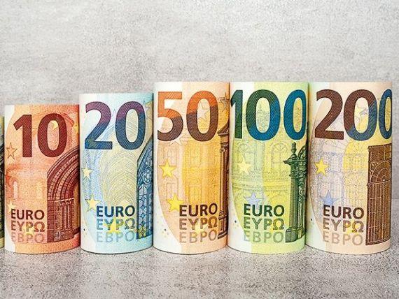 Noile bancnote euro emise de BCE, tot mai greu de falsificat. Elementele de siguranță care dau bătăi de cap mafioților
