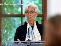 Lagarde: BCE ar putea permite depăşirea ţintei de inflaţie. Preţurile în zona euro vor scădea în următoarele luni