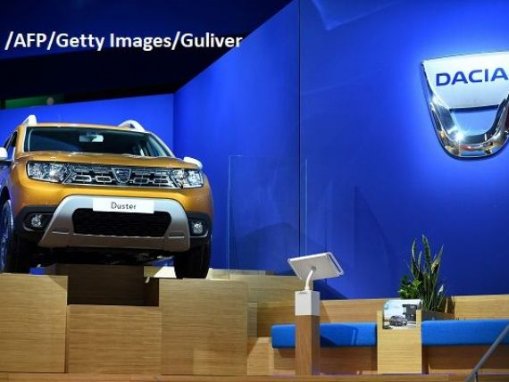 Vânzările Dacia în Marea Britanie au explodat. Britanicii au cumpărat cu 85% mai multe Dacii în martie, pe fondul scăderii pieței auto în general
